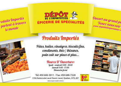 ID Foods Flyer