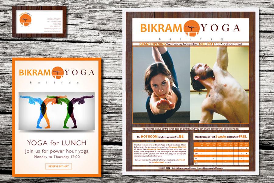 Bikram Yoga Halifax