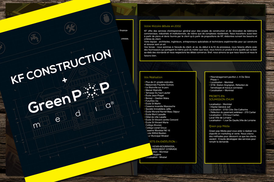 KF Constructions